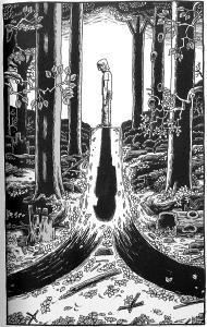 Dahmer - seul croisee chemin_0