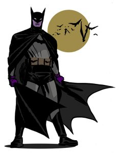 Cooke Batman