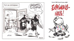 source : Journal de Spirou, Hors série, éd. Dupuis, 2015